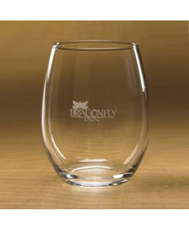 Stemless White Wine Glass - Set of 4