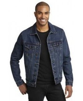 Port Authority® Men's Denim Jacket