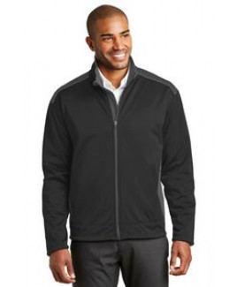 Port Authority® Two-Tone Soft Shell Jacket