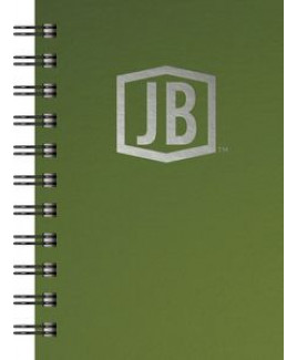 """Deluxe Cover Series 3 - Large JotterPad (4""""x6"""")"""