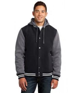 Sport-Tek® Insulated Letterman Jacket