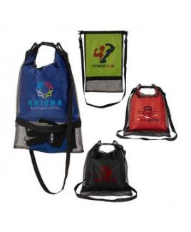Crestone 3.8L Waterproof Bag w/ Mesh Outer