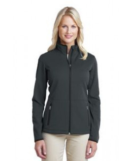 Port Authority® Ladies' Pique Fleece Jacket