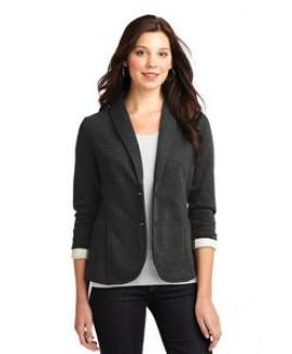 Port Authority® Ladies' Fleece Blazer Jacket