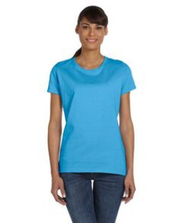 Fruit of the Loom Ladies' 5 oz., HD Cotton? T-Shirt