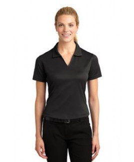Sport-Tek® Ladies' Dri Mesh® Polo Shirt