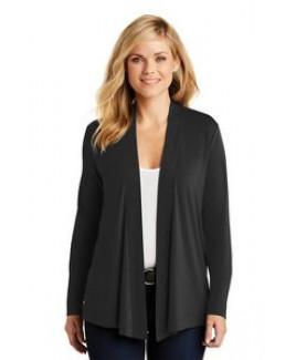 Port Authority® Ladies Concept Knit Cardigan Sweater