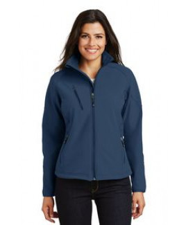 Port Authority® Textured Soft Shell Ladies' Jacket
