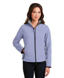Port Authority® Ladies' Glacier® Soft Shell Jacket
