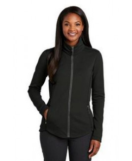 Ladies' Port Authority® Collective Smooth Fleece Jacket