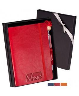 Venezia™ Carnivale Journal& MopTopper® Stylus Pen Set