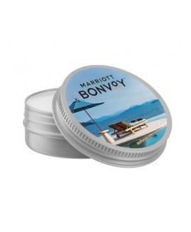 SPF 15 Lip Balm Tin - Vanilla Flavor