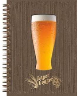 "TasterJournals™ - WindowPad™ LagerLogger (5""x7"")"