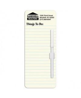 Memo Board Things to Do List w/ Rem Adh