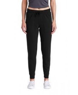 Sport-Tek® Ladies' PosiCharge® Tri-Blend Wicking Fleece Joggers