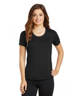 Sport-Tek® Ladies' PosiCharge® Elevate Scoop Neck Tee