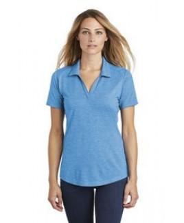 Sport-Tek® Ladies PosiCharge® Tri-Blend Wicking Polo