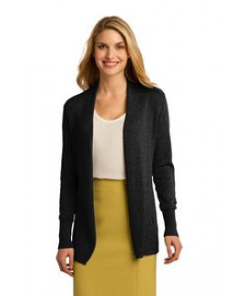 Port Authority® Ladies' Open Front Cardigan Sweater