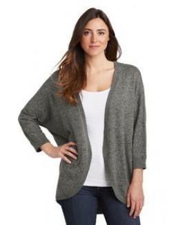 Port Authority® Ladies' Marled Cocoon Sweater