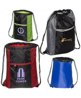 Porter Collection Drawstring Backpack