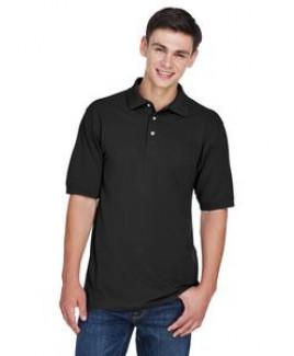 Harriton Men's 5.6 oz. Easy Blend? Polo