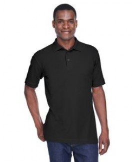 Harriton® Men's 5 Oz. Blend Tek™ Polo Shirt