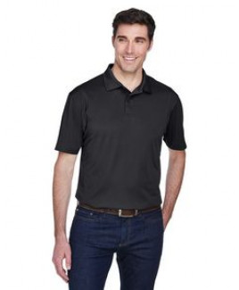 Harriton® Men's Micro Piqué Polo Shirt