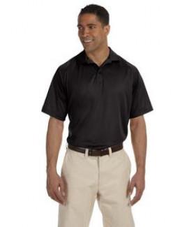 Harriton® Men's 3.8 Oz. Polytech Mesh Insert Polo Shirt