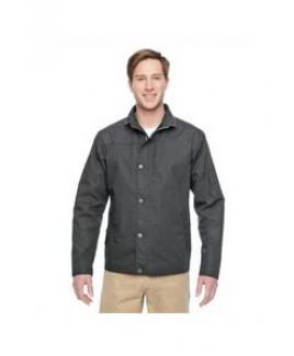 Harriton® Adult Auxiliary Canvas Work Jacket