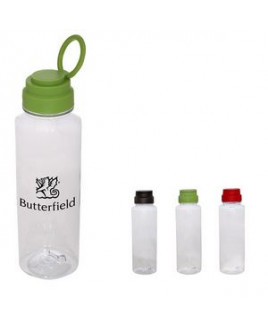 23 oz. AS Plastic Fun Run Bottle