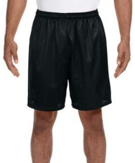 A-4 Adult Seven Inch Inseam Mesh Short