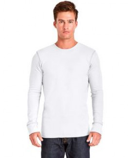 NEXT LEVEL APPAREL Adult Long-Sleeve Thermal