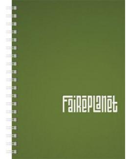 "Shimmer Journals Medium NoteBook (7""x10"")"