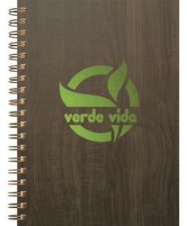 """Forest Journal - Medium NoteBook (7""""x10"""")"""