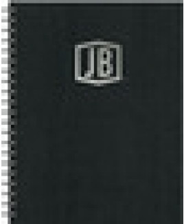 """Classic Cover Series 1 - Large NoteBook (8.5""""x11"""")"""