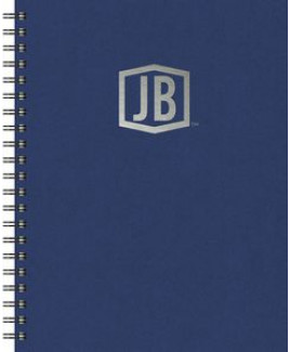 """Prestige Cover Series 2 - Large NoteBook (8.5""""x11"""")"""