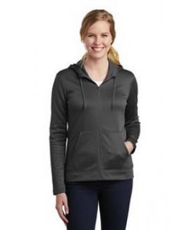 Nike Ladies' Therma-FIT Full-Zip Fleece Hoodie