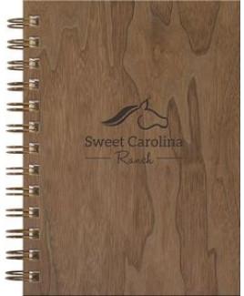 "WoodGrain Journals - NotePad (5""x7"")"