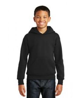 Hanes® Youth EcoSmart® Pullover Hooded Sweatshirt
