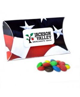 Full Color Paper Pillow Pack w/ Mini Bag M&Ms®