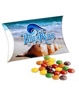 Full Color Paper Pillow Pack w/Mini Bag Skittles®