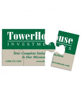 Puzzle Business Card