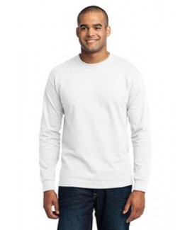 Port & Company® Men's Long Sleeve Core Blend T-Shirt