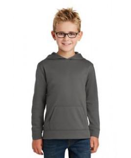 Port & Company® Youth Performance Fleece Pullover Hooded Sweatshirt