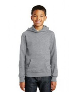 Port & Company® Youth Fan Favorite™ Fleece Pullover Hooded Sweatshirt