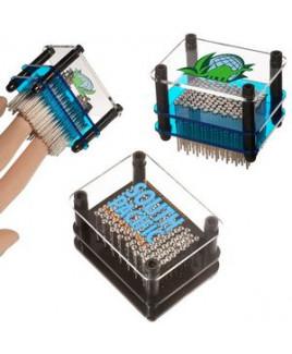 Mini Metal Pin Point Toy