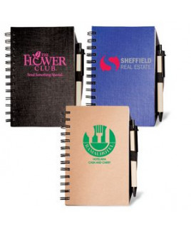 Eco Easy Notebook/Pen Combo