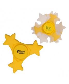 Star PromoSpinner® Fidget Toy
