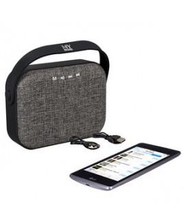 Woven Fabric Bluetooth® Speaker