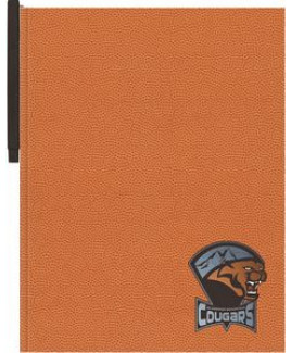"SportsFlex- Large NoteBook (8.5""x11"")"